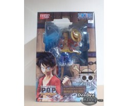 [IN STOCK] Excellent Model Portrait.Of.Pirates One Piece POP Sailing Again Monkey D Luffy Ver.2