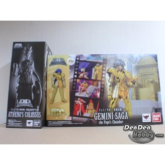 [IN STOCK] Saint Seiya D.D.Panoramation Gemini Saga -Pope`s Chamber- w/Special Gift for First Release