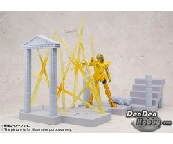 [IN STOCK] D.D.Panoramation Saint Seiya Flash of Leo Leo Aiolia