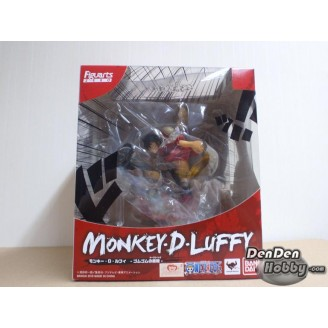 [IN STOCK] Figuarts Zero Monkey D. Luffy -Gum Gum no Hawk Whip-