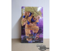 [IN STOCK] Banpresto Dragonball Scultures BIG 6 Vol. 6 Son Goku Super Saiyan 3 Figure