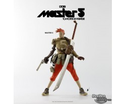 [PRE-ORDER] 3A POPBOT Series  TOMORROW KINGS MASTER 5  1/6th SCALE COLLECTIBLE FIGURE