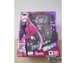 [IN STOCK] S.H.Figuarts Sailormoon BLACK LADY