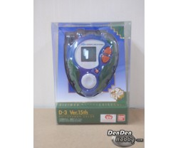 [IN STOCK] DIGIMON D-3 Digivice ver.15th (Paildramon color)
