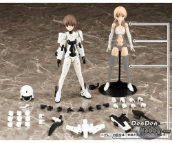 [IN STOCK] Megami Device WISM Soldier Assault/Scout