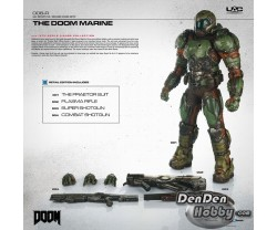 [PRE-ORDER] THE DOOM MARINE 1/6th Scale Collectible Figure