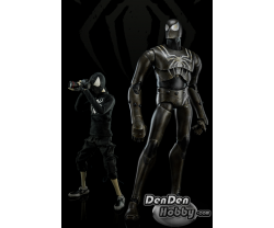 [PRE-ORDER] Marvel x ThreeA PETER PARKER / SPIDER-BOT - STEALTH BAMBA EXCLUSIVE Figure Set