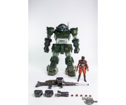 [IN STOCK] Votoms ATM-09-ST Scopedog  1/12 Figure Retail Edition