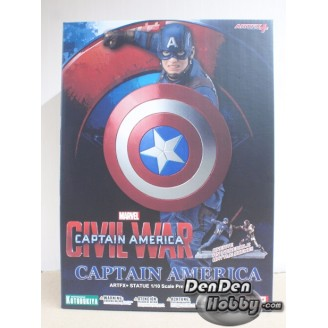 [IN STOCK] ARTFX+ Marvel Universe Captain America Civil War