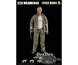 [IN STOCK] The Walking Dead Merle Dixon 1/6 Action Figure