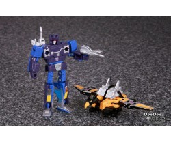 [PRE-ORDER] Transformers Masterpiece MP-16 Frenzy & Buzzsaw