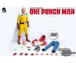 [PRE-ORDER] One Punch Man Saitama 1/6 Action Figure Exclusive Version