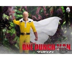[PRE-ORDER] One Punch Man Saitama 1/6 Action Figure