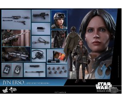 [PRE-ORDER] MMS405 Rogue One: A Star Wars Story Jyn Erso 1/6 Figure Deluxe Version