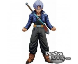 [IN STOCK] DRAGON BALL Z Master Stars Piece THE TRUNKS MANGA DIMENSIONS 2D Color
