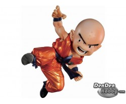 [PRE-ORDER] Dragon Ball  SCULTURES KURIRIN (Krillin) FIGURE METALLIC COLOR VER.