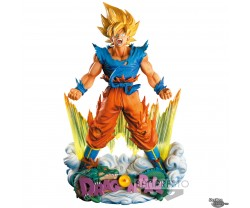 [IN STOCK] Dragon Ball Z SUPER MASTER STARS DIORAMA THE SON GOKOU THE BRUSH