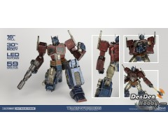 [PRE-ORDER] Hasbro x ThreeA Transformers Generation One Optimus Prime Classic Edition