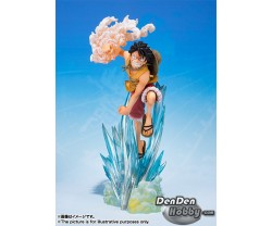 [PRE-ORDER] Figuarts Zero One Piece Monkey D Luffy -Brother's Bond-