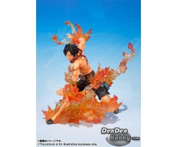 [PRE-ORDER] Figuarts Zero One Piece Portgas D Ace -Brother's Bond-