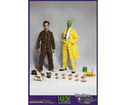 [PRE-ORDER] STANTON & MASON The MASK Deluxe Version 1/6 Figure
