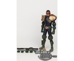 [IN STOCK] 2000AD x ThreeA Apocalypse War Judge Dredd 1/6 Figure (Retail)