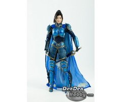 [PRE-ORDER] The Great Wall Commander Lin Mae 1/6th Scale Collectible Figure