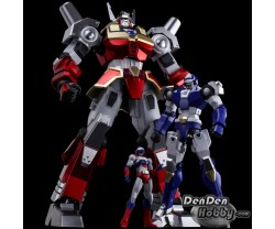 [IN STOCK] Metamor-Force Bari Ation Machine Robo: Revenge of Cronos Baikanfu