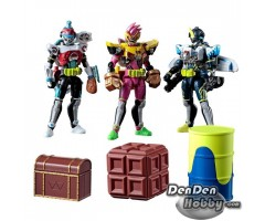 [PRE-ORDER] SODO KAMEN RIDER EX-AID STAGE765 & OPTION SET