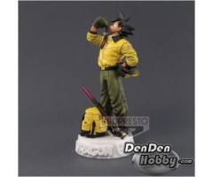 [PRE-ORDER] DRAGONBALL SCultures SON GOKU Figure -NAVY COLOR ver.-