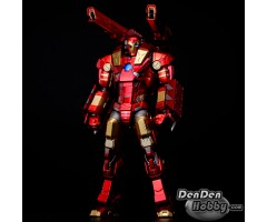 [PRE-ORDER] Marvel Universe RE:EDIT IRONMAN #11 Modular Iron Man W/Plasma Cannon & Vibroblade