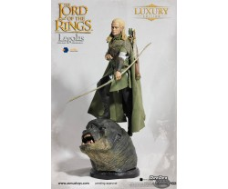 [PRE-ORDER] The Lord of the Rings Series: Legolas Luxury Edition Action Figure