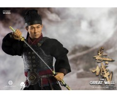 [PRE-ORDER] The Great Wall - Strategist Wang 1/6 Figure