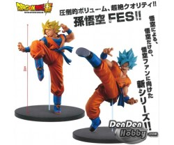 [PRE-ORDER] DRAGON BALL SUPER SON GOKU FES Set of 2