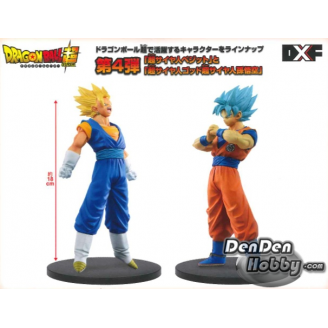 [IN STOCK] DRAGON BALL SUPER DXF THE SUPER WARRIORS VOL.4 Set of 2