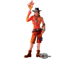 [PRE-ORDER] One Piece SCULTURES PORTGAS D. ACE FIGURE BURNING COLOR VER