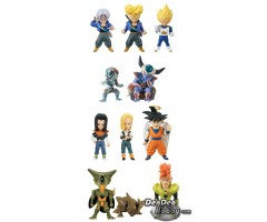 [PRE-ORDER] Dragon Ball WCF CELL SAGA FIGURE Set