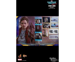 [PRE-ORDER] Guardians of the Galaxy Vol. 2 Star-Lord Deluxe Version 1/6 Figure