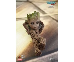 [PRE-ORDER] Guardians of the Galaxy Vol. 2 Groot Life-Size Collectible Figure
