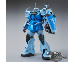 [PRE-ORDER] Gundam MG 1/100 MS-07B3 GOUF CUSTOM (THE GRAVITY FRONT IMAGE COLOR Ver.)
