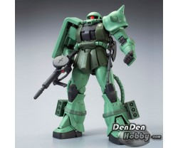 [PRE-ORDER] Gundam MG 1/100 MS-06J ZAKU II (THE GRAVITY FRONT IMAGE COLOR Ver.)