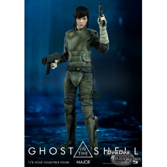 [PRE-ORDER] Ghost In The Shell Major 1/6 Figure