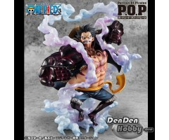 "[PRE-ORDER] Portrait.Of.Pirates One Piece POP ""SA-MAXIMUM"" Monkey D. Luffy Gear 4 Boundman"
