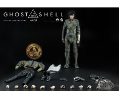 [PRE-ORDER] Ghost In The Shell Major 1/6 Figure Exclusive Version