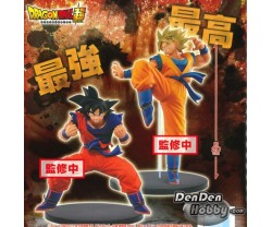 [PRE-ORDER] DRAGON BALL SUPER SON GOKU FES ! VOL.2 Set of 2