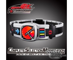 [PRE-ORDER] Kamen Rider COMPLETE SELECTION MODIFICATION DEN-O BELT & K-TAROS
