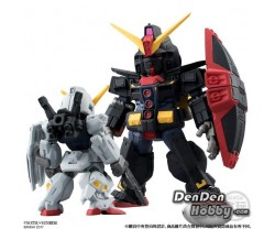 [PRE-ORDER] FW GUNDAM CONVERGE HONG KONG CITY BATTLE SET (GUNDAM Mk-II FULL WEAPON SET/PSYCHO GUNDAM) 2 IN 1SET