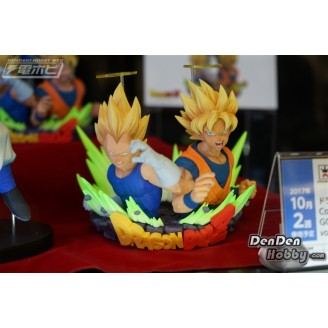 [IN STOCK] Dragon Ball Z COM: FIGURATION GOGETA VOL 2 Super Saiyan Son Goku and Vegeta