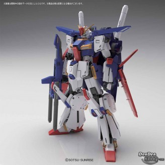 [PRE-ORDER] Mobile Suit Gundam MG MSZ-010 ZZ Gundam Ver.Ka