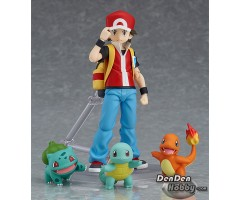 [PRE-ORDER] Pocket Monster figma Red